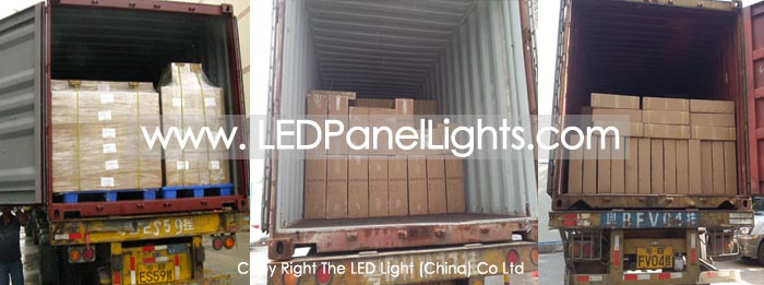 led-panel-light-container