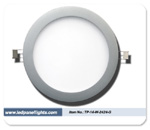 Round LED Light Panel 24cm TP-14-W-2424-GC