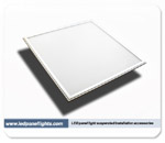 LED panel light high lumen TP-39-W-6060-S