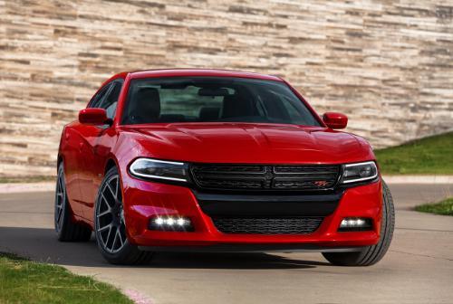 Chrysler Group LLC 2015 Dodge Charger