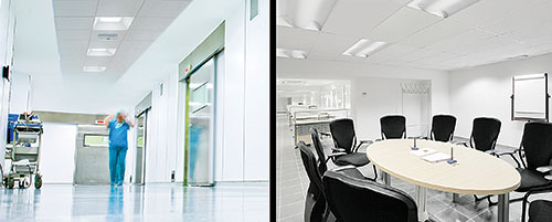 Indy X-Series Architectural LED Luminaires by Juno Lighting Grou